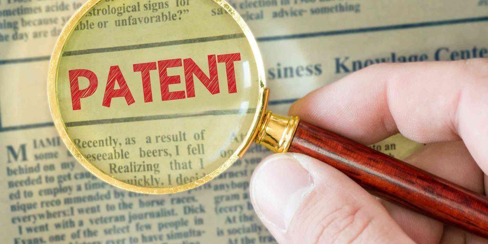 Wort Patentieren